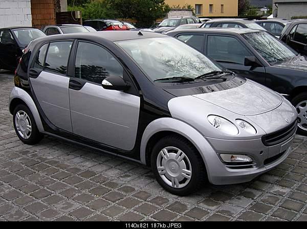 Ваш НЕ любимый автомобиль-3895247163_ef25ddf7f2_osmart2.jpg