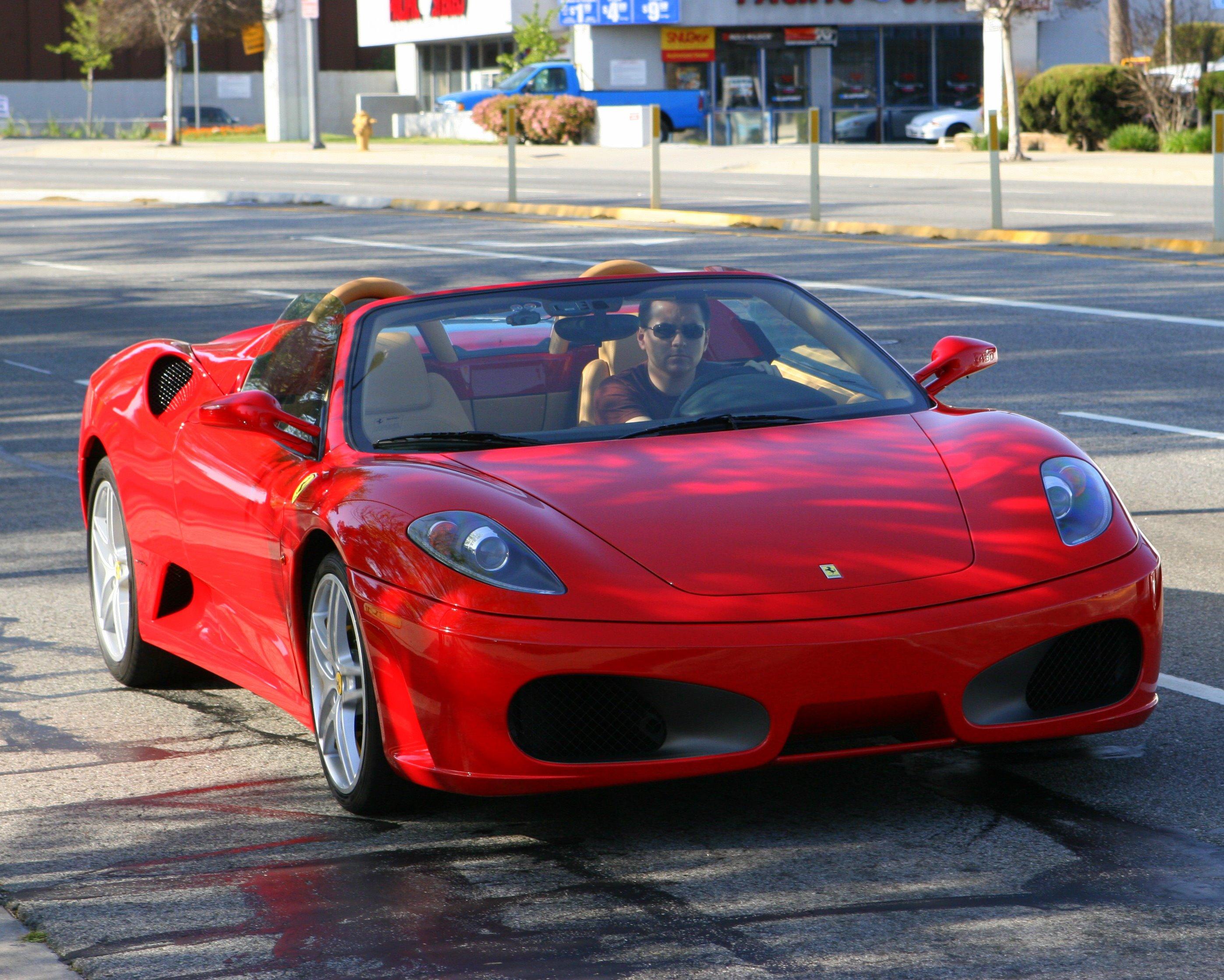 Ferrari 458 Italia Spider .