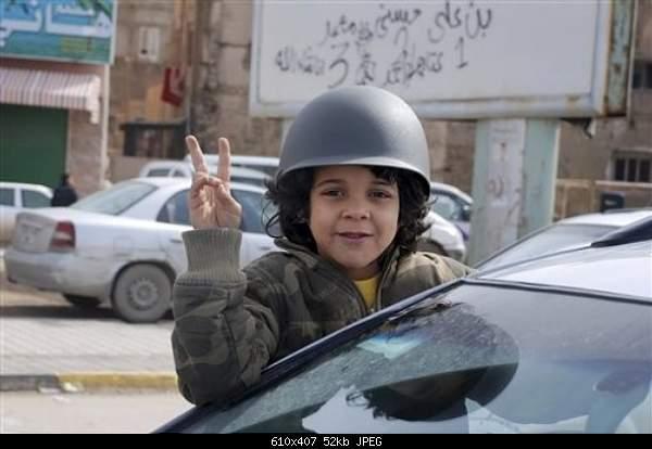 Уйдет ли Каддафи? Ливия бурлит-610x.jpg