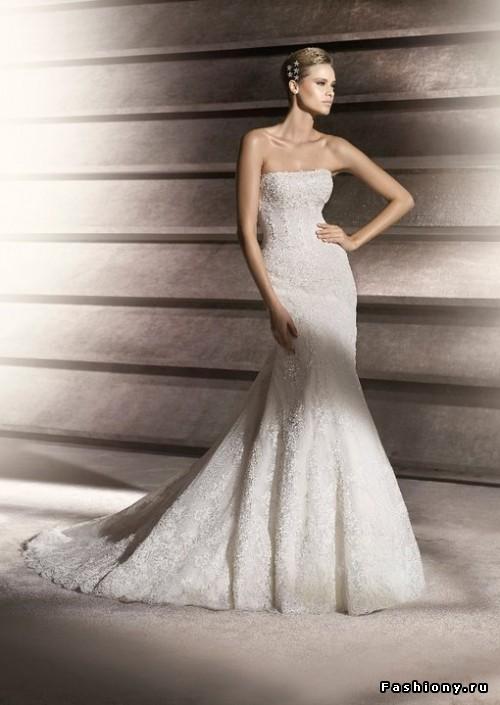 Прокат свадебных платьев в Перми