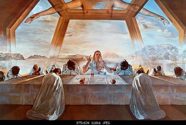 Христианское искусство-supper-dali.jpg